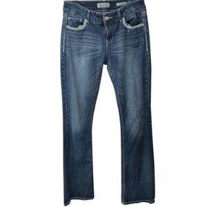 Daytrip Lyra Bootcut Blue Jeans Size 30L